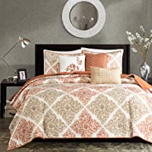 Madison Park Quilt Modern Classic Design All Season, Breathable Coverlet Bedspread Lightweight Bedding Set, Matching Shams...
