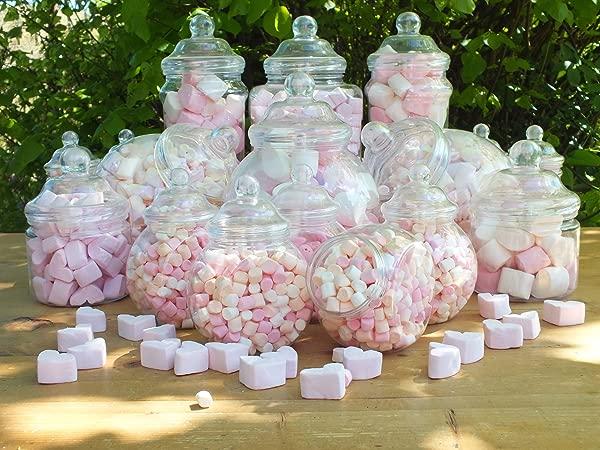 Plastic Jar Party Pack 19 Assorted Jars