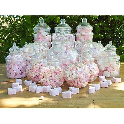 Peachy Candy Jars Amazon Co Uk Home Interior And Landscaping Mentranervesignezvosmurscom