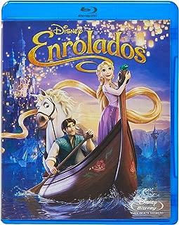 Blu-ray Enrolados [ Tangled ] [ Brazilian Edition ] [ Audio and Subtitles in English + Portuguese ]
