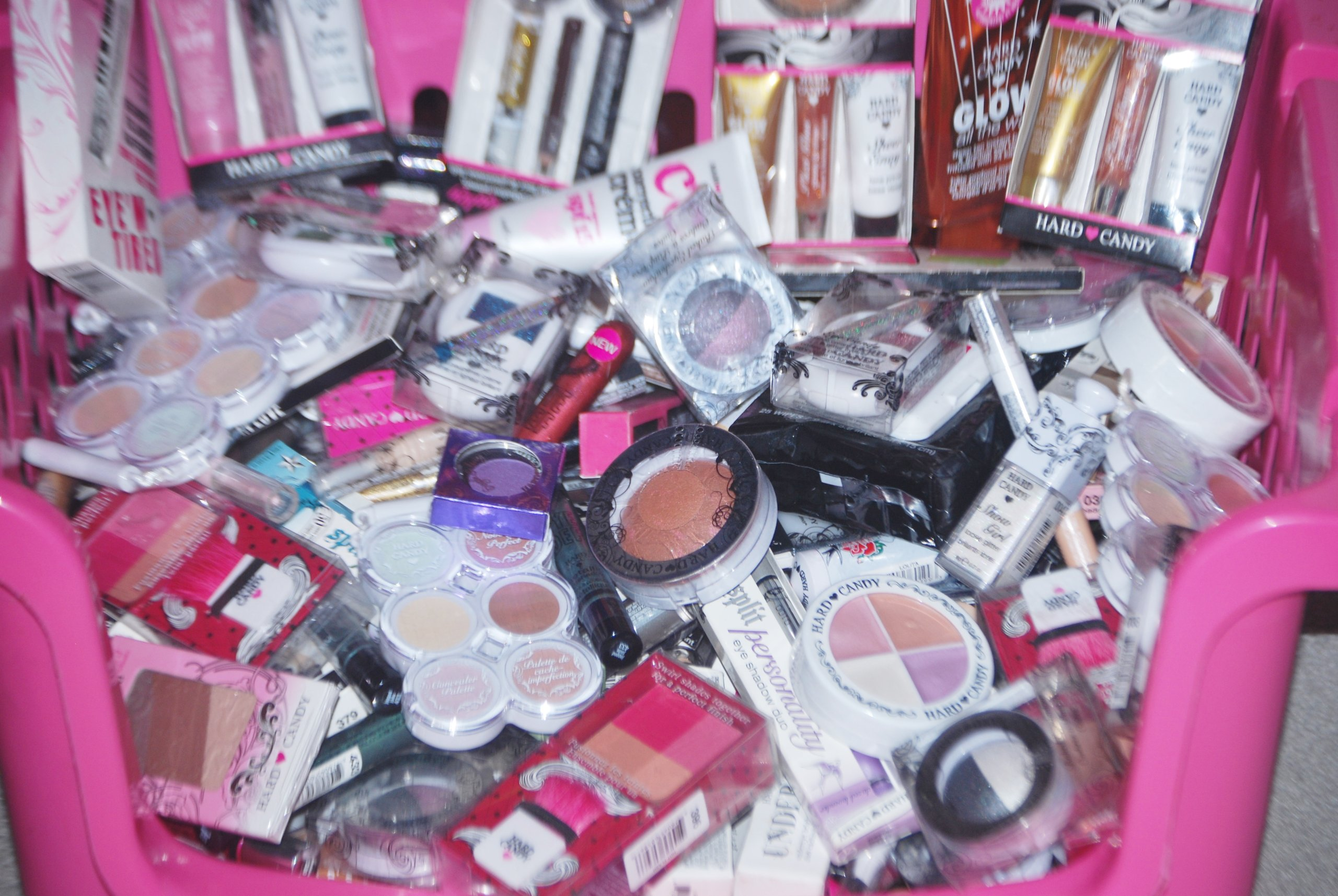 Sealed Cosmetics Excellent Assorted Duplicates