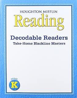Journeys: Decodable Reader Blackline Master Grade K