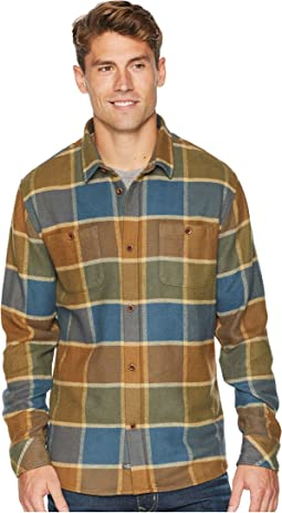Cold Breeze Long Sleeve Flannel Shirt