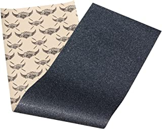 Jessup Skateboard Griptape Sheet: The Choice of pro Skaters Worldwide. Bubble Free & Easy to Apply.