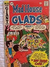 Madhouse Glads Comic Book (The Show Stopper Caper, 83)