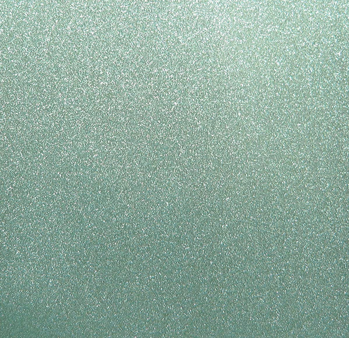 Best Creation 12-Inch by 12-Inch Glitter Cardstock, Sky Blue