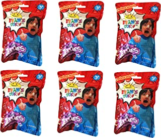 Ryan's World Surprise Jellies Squishy Toy Lot of 6 - Includes 6 Random Characters by Ryan's Toy Review