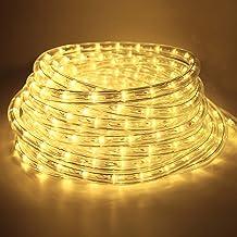 Forever Speed 12 meter waterdichte led-lichtslang voor buiten, decoratie en verlichting, voor Halloween, tuin, Kerstmis, b...