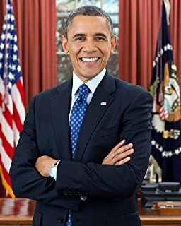 PRESIDENT Barack Obama 8 x 10 GLOSSY Photo Picture IMAGE #8
