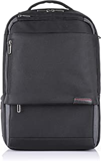 Samsonite 122555 MARCUS ECO Laptop Backpack VZ, Black, 44 Centimeters