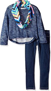 kensie Girls' Fashion Top and Pant Set (More Styles Available)