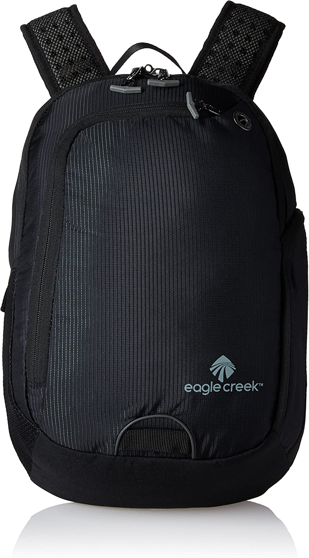Eagle Creek Travel A surprise price is realized Superlatite Bug Mini One RFID Backpack Size Black