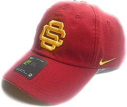 Nike Unisex Heritage 86 USC Swoosh Hat (One Size) (V Crimson/Gold)