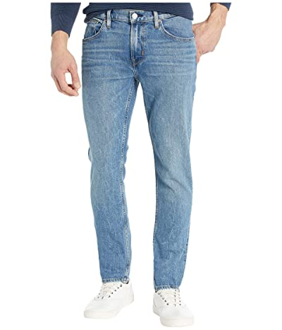 Hudson Jeans Blake Slim Straight Zip Fly in Indirect (Indirect) Men