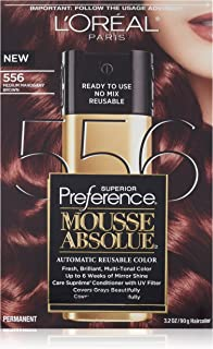 l'oreal mousse hair color discontinued
