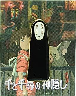 Studio Ghibli pin badge kaonashi s-07 by Seisen