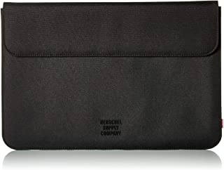 Herschel Supply Co. Unisex-Adult's Spokane Sleeve for 12 inch MacBook, Black, One Size