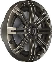 Kicker 6.5 Inch KM-Series LED Marine Speakers 43KM654LCW