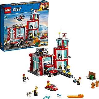 LEGO City Fire - Parque de Bomberos, estación de juguete
