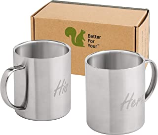 Best his and her coffee mugs Reviews