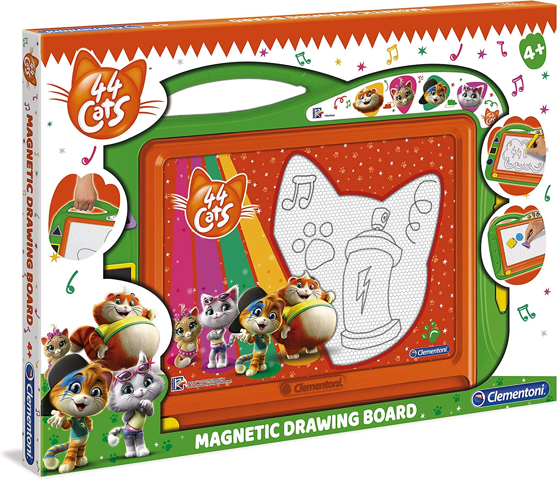 Bargain Clementoni favorite 15295 Magic Board Cats Multicoloured 44