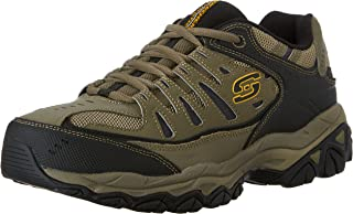 Men's Afterburn Memory-Foam Lace-up Sneaker