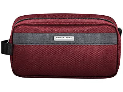 Briggs & Riley Transcend VX Toiletry Kit (Merlot Red) Bags