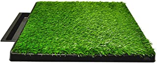 Premium Pet Dog Potty Pee Turf Grass, Bathroom Relief...