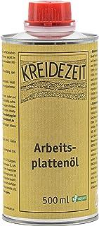 Kreidezeit Arbeitsplattenöl Holzöl cobaltfrei, bleifrei, bariumfrei Vegan 0,5L