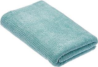 Sheridan S185TR Living Textures Bath Towel, Misty Teal, (670gsm) 69 x 140cm