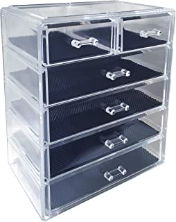 cosmetic organiser drawers