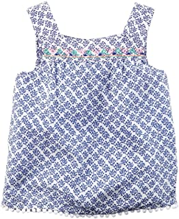 Carter's Baby Girls' Woven Fashion Top 235g332