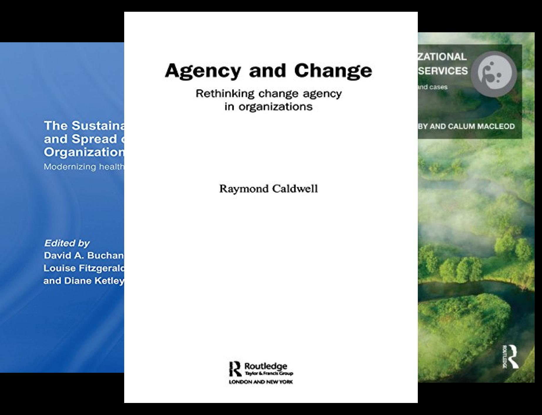Routledge Studies in Organizational Change & Development (21 Book Series)