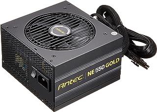 80PLUS GOLD認証取得 高効率高耐久電源ユニット NE550 GOLD