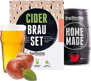 Kit de Fabrication de Cider de Pomme | Prêt en 7 jours | Parfait pour les débutants ou comme Cadeau