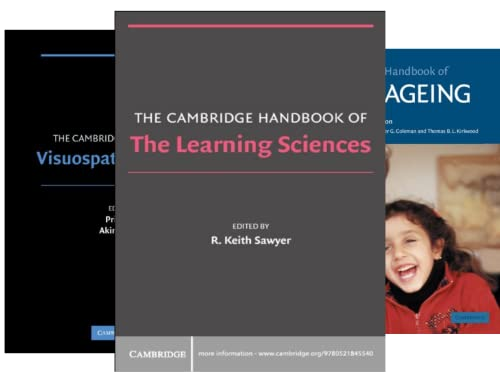 Cambridge Handbooks in Psychology (50 Book Series)