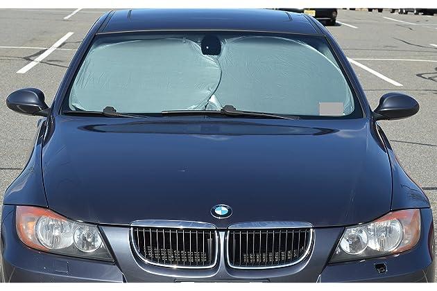 EcoNour Car Windshield Sun Shade - Blocks UV Rays Sun Visor Protector dd093084e1b