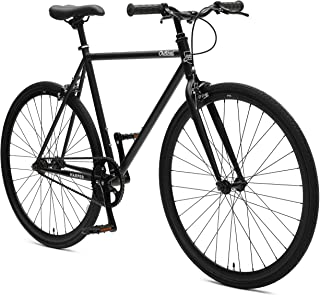 Retrospec Critical Cycles Harper Single-Speed Fixed Gear Urban Commuter Bike