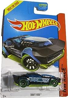 Hot Wheels 2014 Hw Race Black X-Raycers Drift Rod 173/250