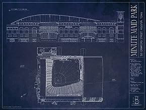 Ballpark Blueprints Minute Maid Park
