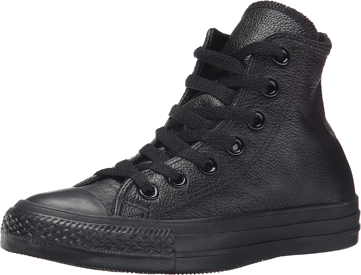 Converse Unisex-Adult Chuck Taylor All Star Core Leather Hi-Top Trainers