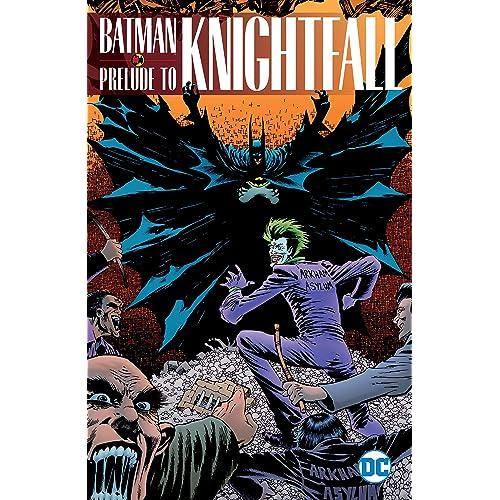 95486bda06f4 Batman  Prelude to Knightfall (Batman  Knightfall)