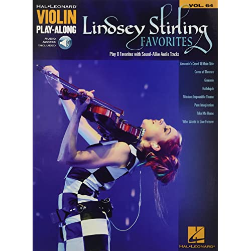 Lindsey Stirling Sheet Music: Amazon com