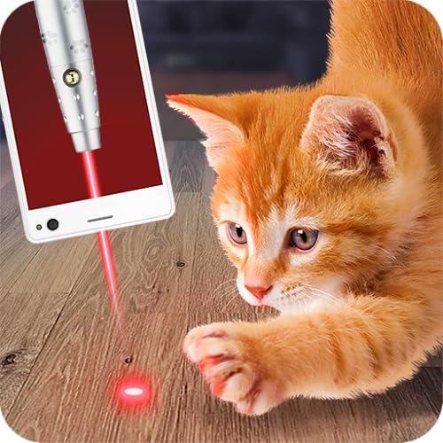 Laser Point For Cat Joke (NO-ADS)