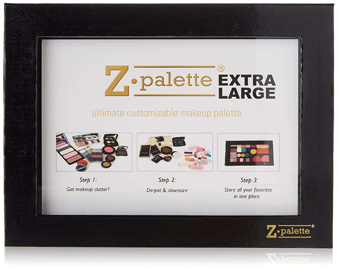 はがきようこそ動物Z Palette Extra Large Empty Magnetic Palette
