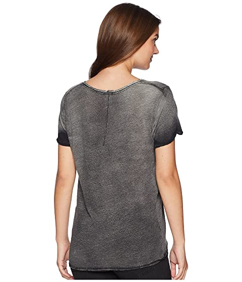 Free People Saturday Tee Black Get To Buy Sale Online Buy Cheap View Cheap Outlet y69wrGYT