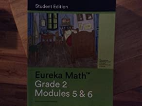 Eureka Math Grade 2 modules 5 and 6 (Student Edition)