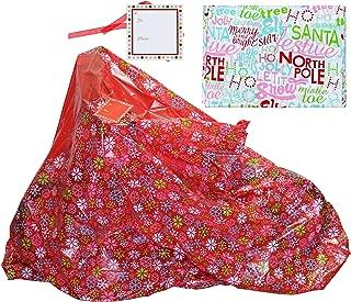North Pole Giant Wrap 60 x 72 inches Bike Bag, 2-Pack