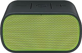 Logitech UE Mobile Boombox Bluetooth Speaker (Yellow Grill/Black)