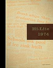Best charles f brush high school yearbook Reviews